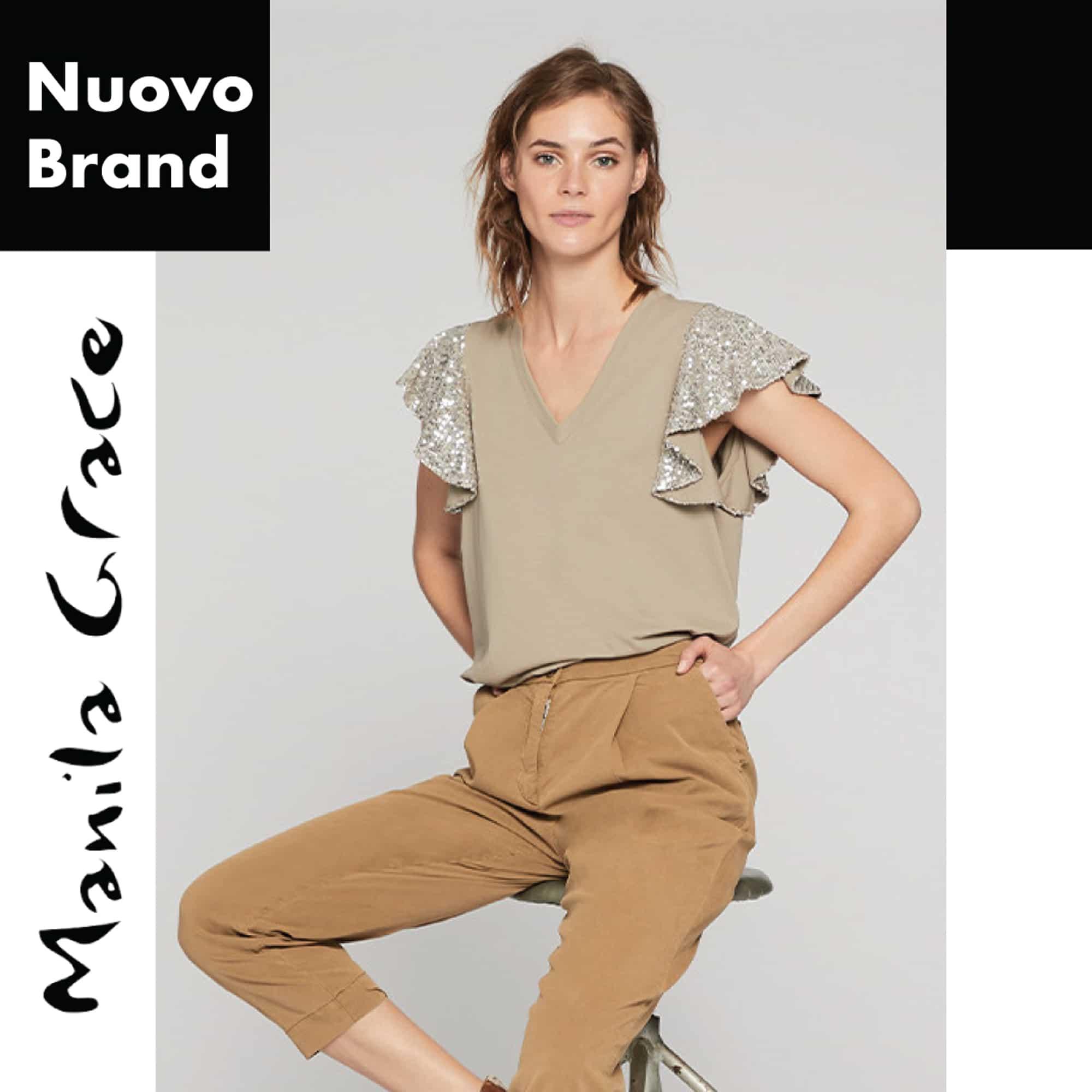 erboso abbigliamento multibrand donna san cesareo collezione primavera estate 2020